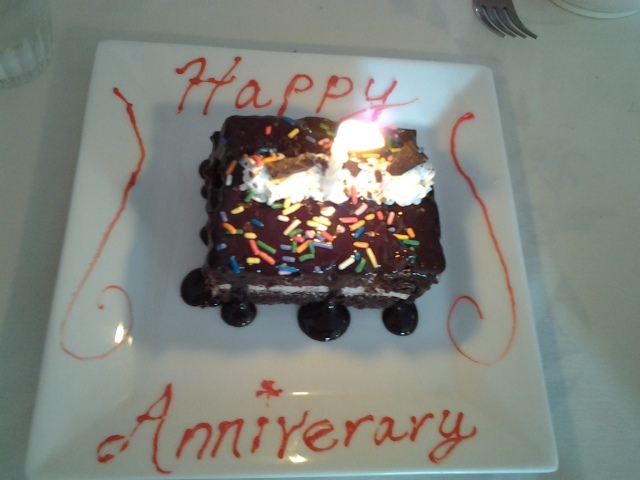 Happy Anniverary