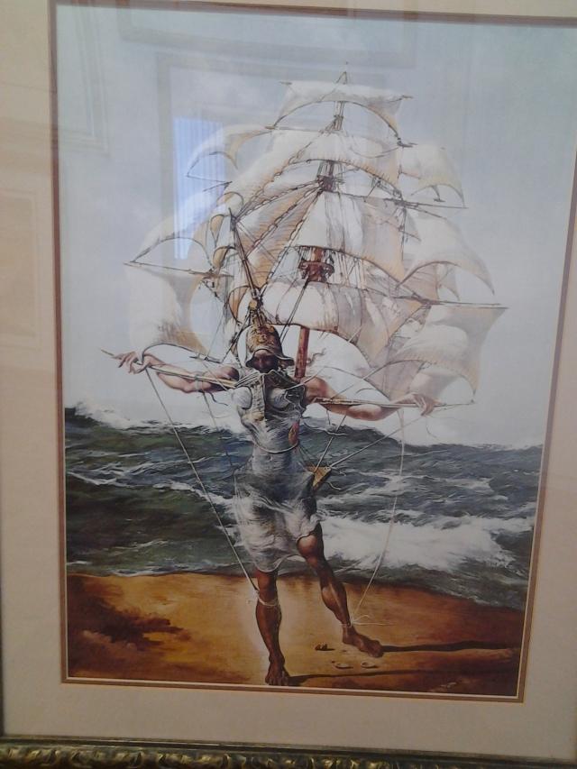 Dali ship