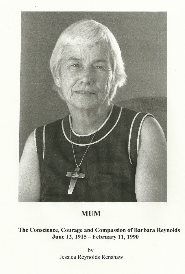 MUM book cover