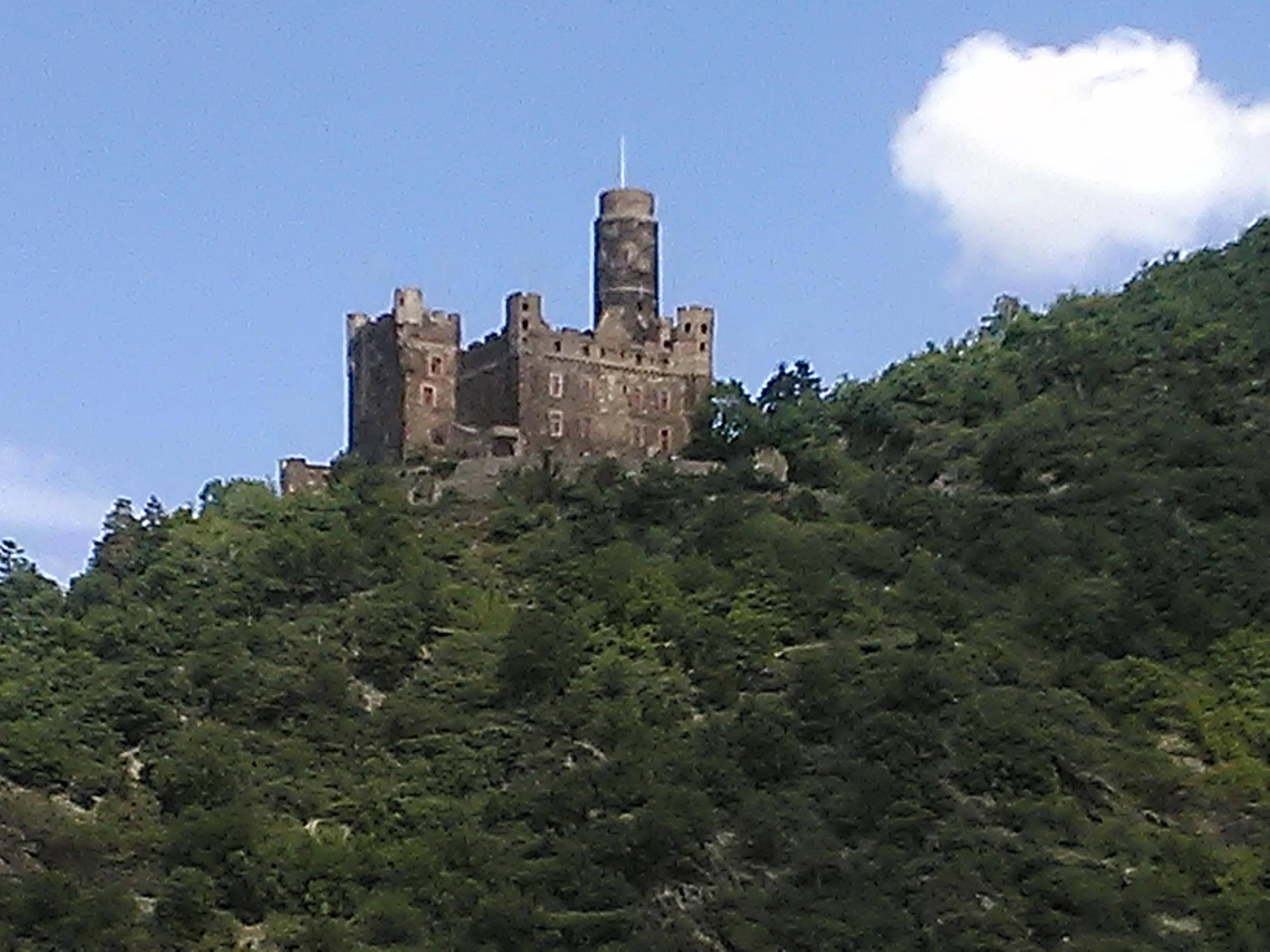 european sojourn katz and maus castles the lorelei day