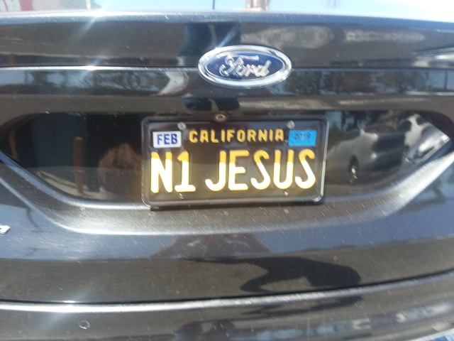 License N1JESUS